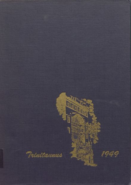 1949 Trinity Pawling High School Yearbook Cover