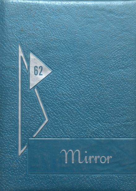 1962 Melvin-Sibley High School Yearbook Cover