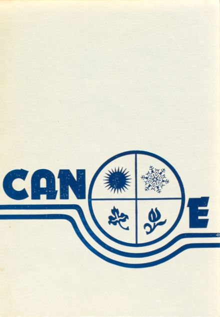 1982 Tippecanoe High School Yearbook Cover