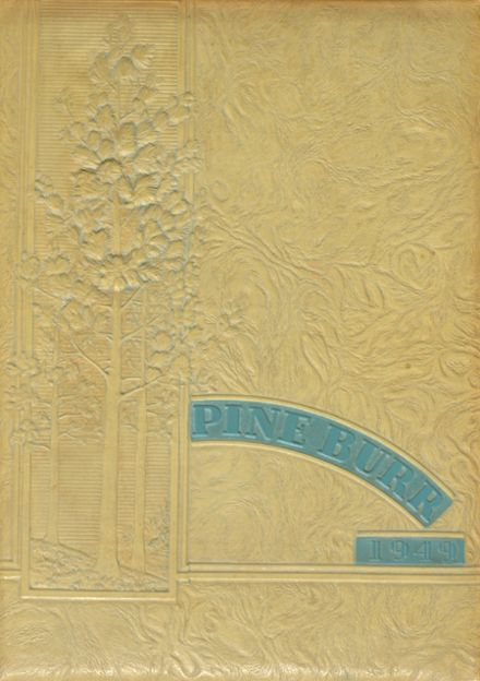 1949 Lincolnton High School Yearbook Cover