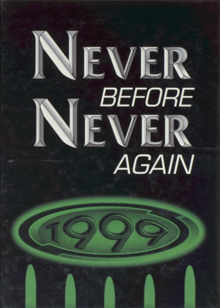 1999 Westwood High School Yearbook Cover