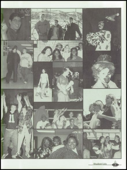 1999 Westwood High School Yearbook Page 7