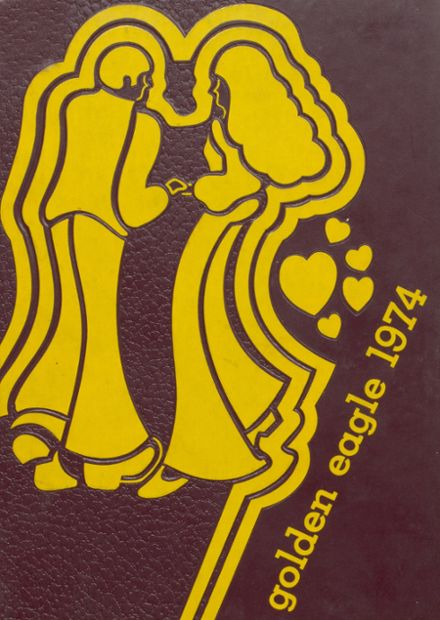 1974 Silver Lake High School Yearbook Cover