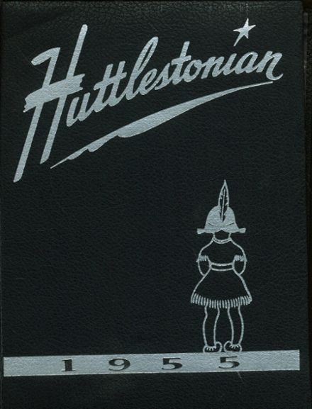 1955 Fairhaven High School Yearbook Cover