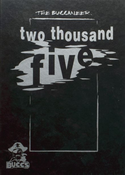 2005 Covington High School Yearbook Cover