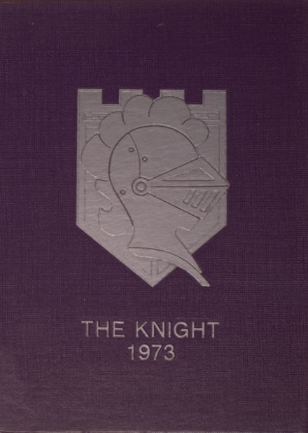 1973 Addison High School Yearbook Cover