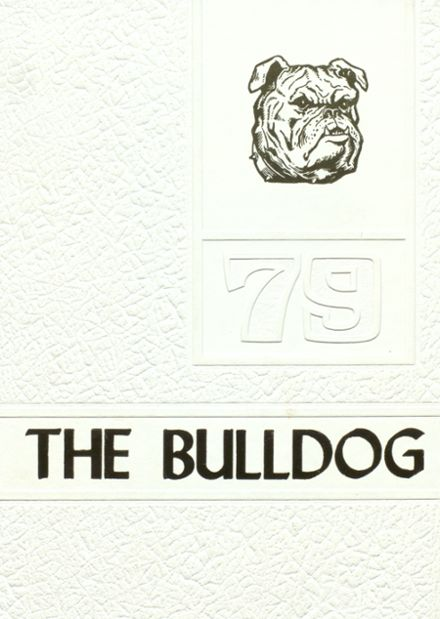 1979 Maysville High School Yearbook Cover