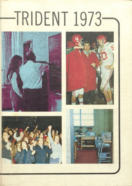 1973 West Lafayette High School Yearbook Cover