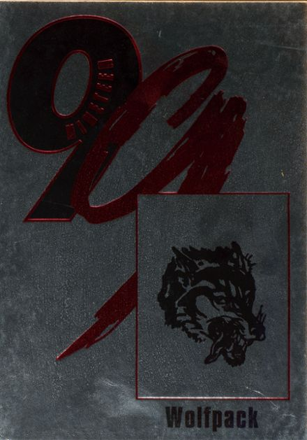 1999 San Augustine High School Yearbook Cover