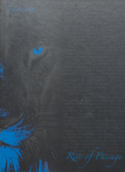 2008 Northwest High School Yearbook Cover