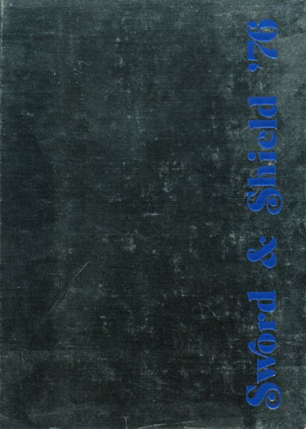 1976 Saugus High School Yearbook Cover