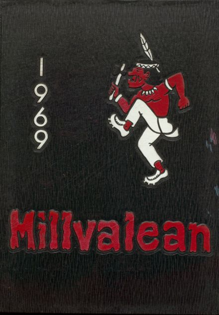 1969 Millvale High School Yearbook Cover