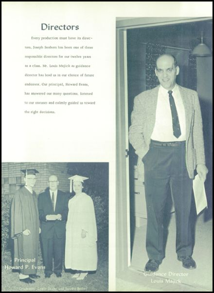 1960 Mineral Ridge High School Yearbook Page 9