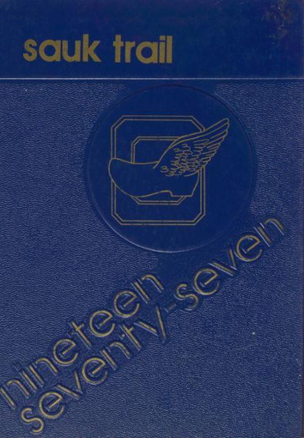 1977 Oostburg High School Yearbook Cover