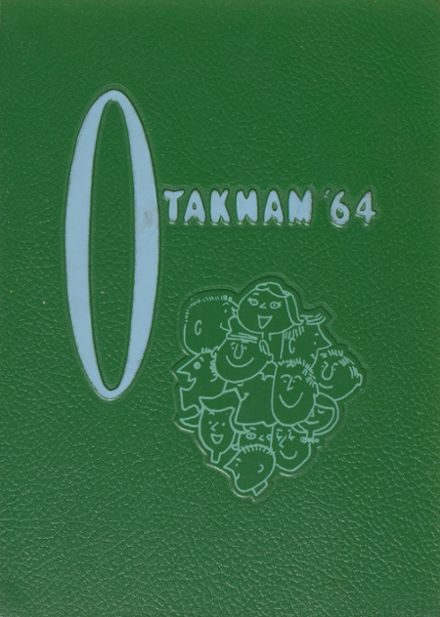 1964 Mankato High School - Closed 1973 Yearbook Cover