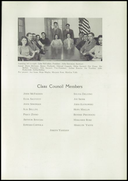 1942 Hope High School Yearbook Page 7