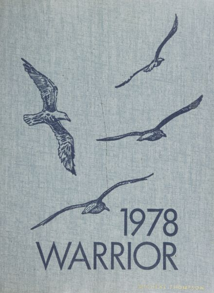 1978 Seminole High School (Pinellas County) Yearbook Cover