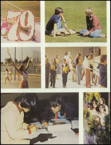 1979 Fremont High School Yearbook Page 6