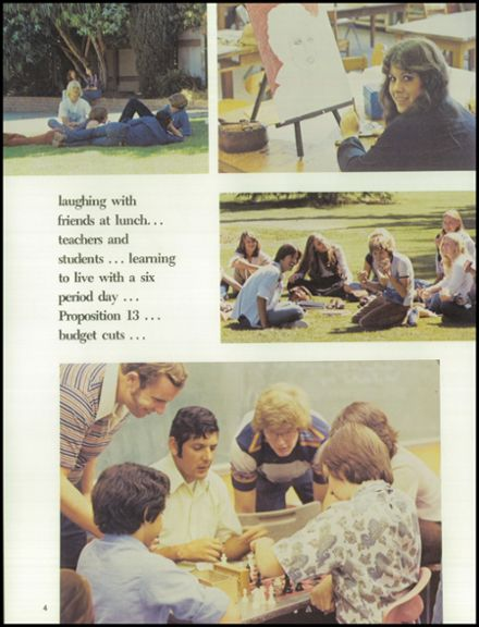 1979 Fremont High School Yearbook Page 8