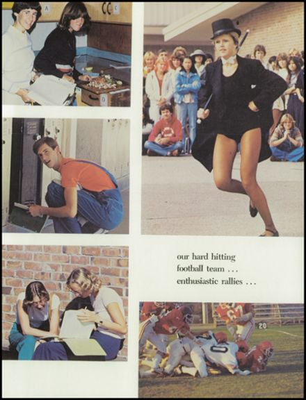 1979 Fremont High School Yearbook Page 9