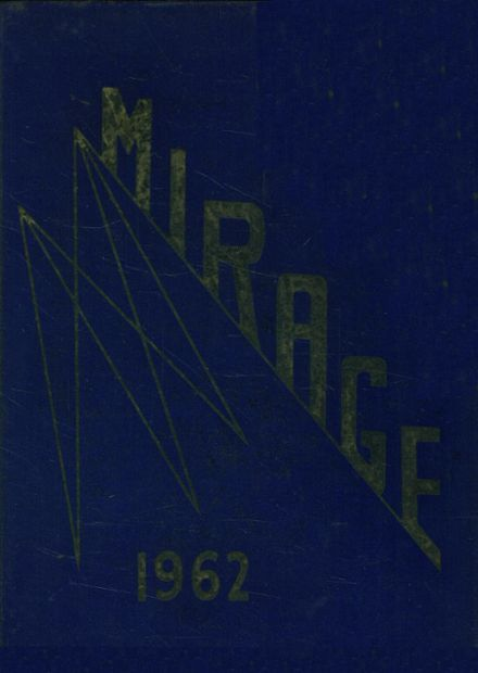 1962 Rochester High School Yearbook Cover