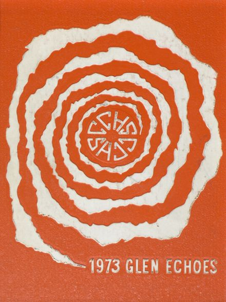 1973 Central Catholic High School Yearbook Cover