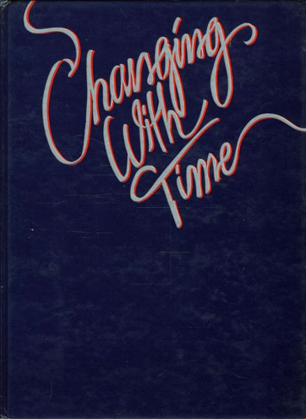 1987 North Tama High School Yearbook Cover