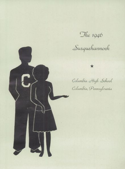 1946 Columbia High School Yearbook Page 3