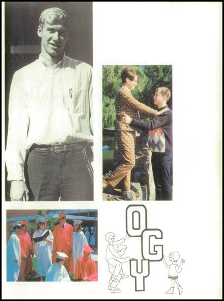1968 Hagerstown High School Yearbook Page 9