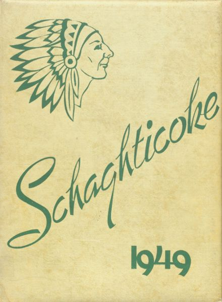 1949 New Milford High School Yearbook Cover