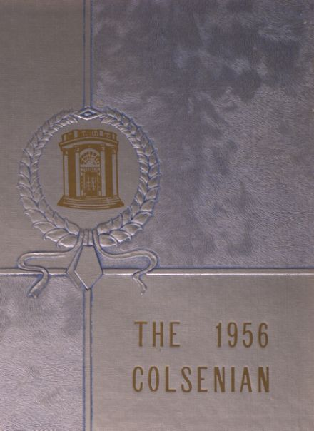 1956 Collingdale High School Yearbook Cover