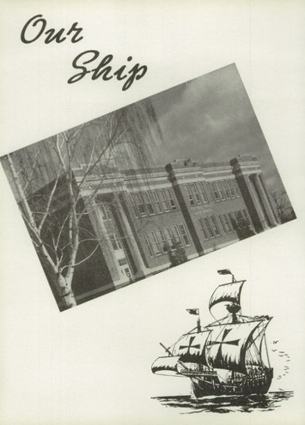 1951 Central Valley High School Yearbook Page 8