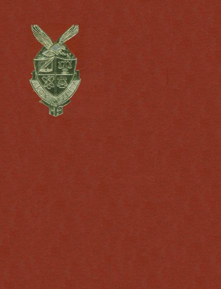 1964 Knox County High School Yearbook Cover