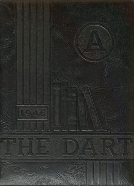 1946 Ashtabula High School Yearbook Cover
