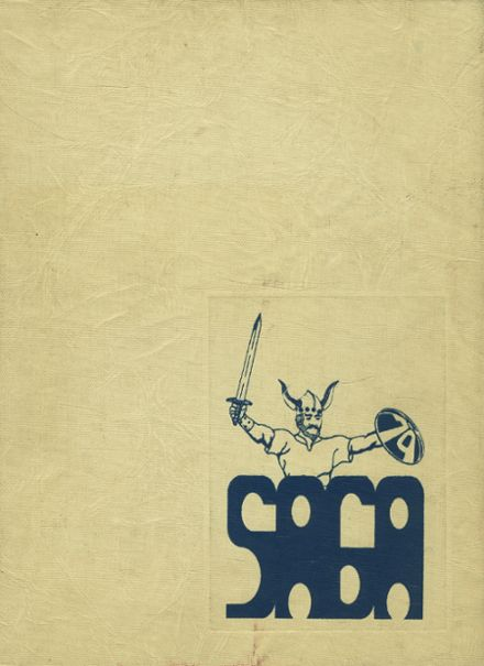 1979 Spartanburg High School Yearbook Cover