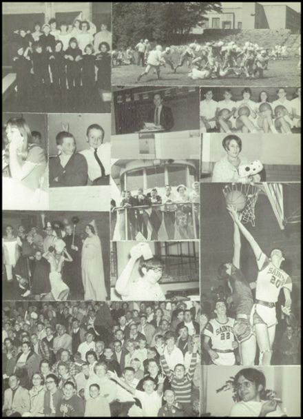 1969 St. Clair High School Yearbook Page 9