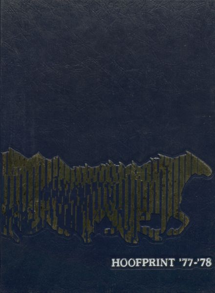 1978 San Dieguito High School Yearbook Cover