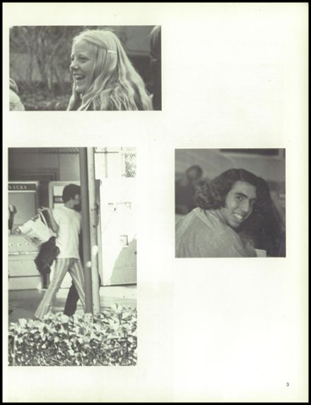 1972 South Pasadena High School Yearbook Page 7