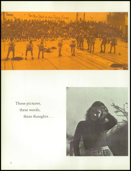 1972 South Pasadena High School Yearbook Page 8