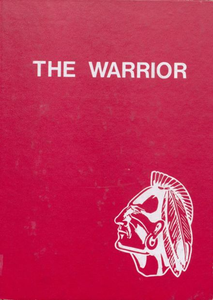 1974 Ohatchee High School Yearbook Cover
