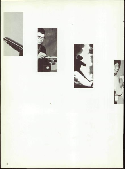 1966 Hale Center High School Yearbook Page 6