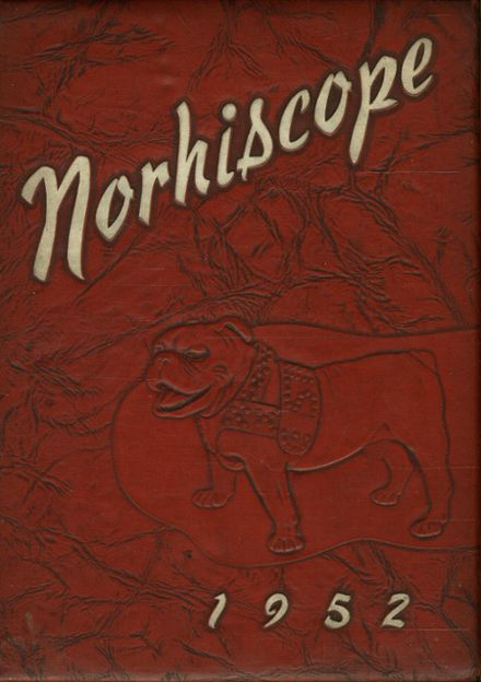 1952 North Huntington High School Yearbook Cover