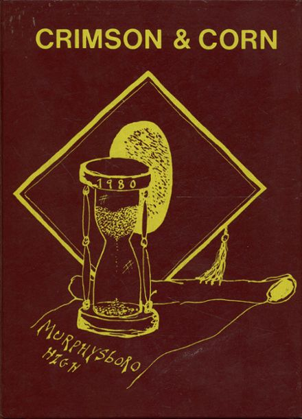 1980 Murphysboro High School Yearbook Cover