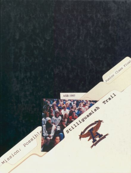 1997 Arlington High School Yearbook Cover