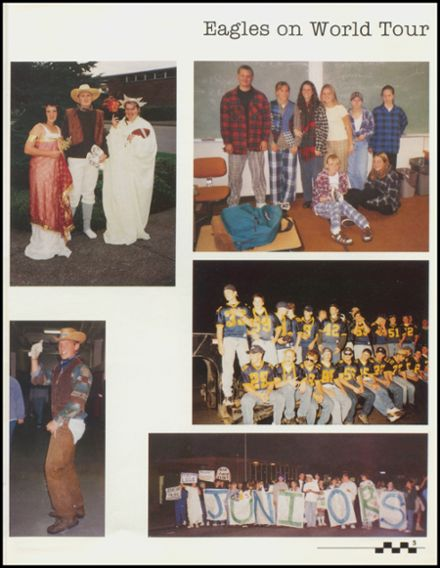 1997 Arlington High School Yearbook Page 9