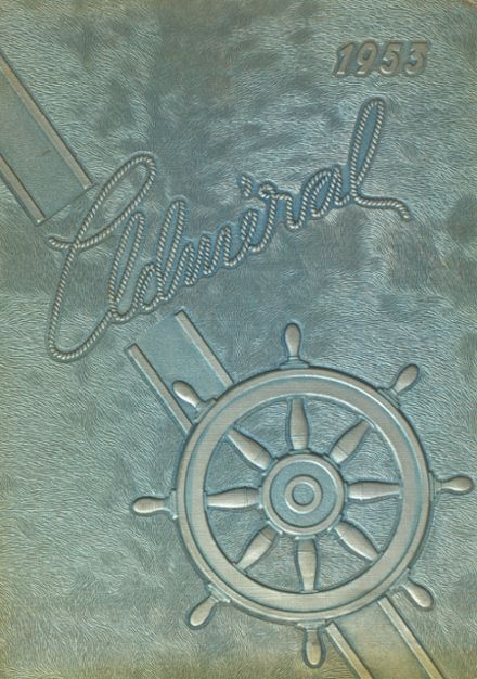 1953 Farragut High School Yearbook Cover