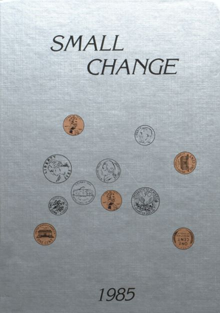 1985 L'Anse High School Yearbook Cover