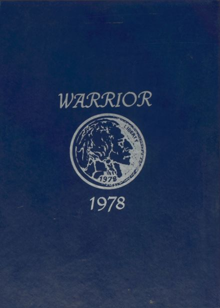 1978 R. B. Stall High School Yearbook Cover