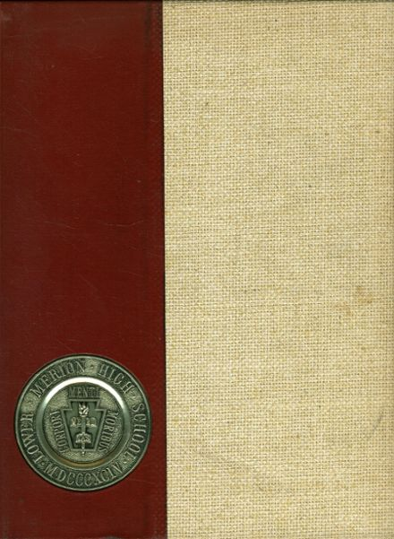 1971 Lower Merion High School Yearbook Cover