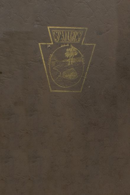 1926 Beaver Area High School Yearbook Cover